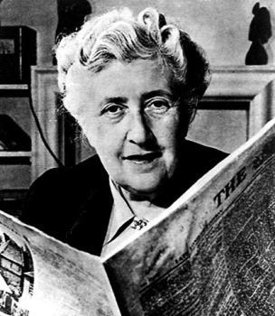 Agatha - My favorite author.