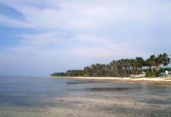 Beach - A peaceful beautiful beach.
