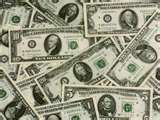 Lots of money - Piles of money