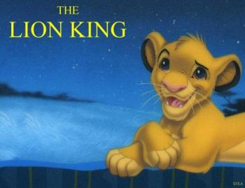 The Lion King - the lion king!