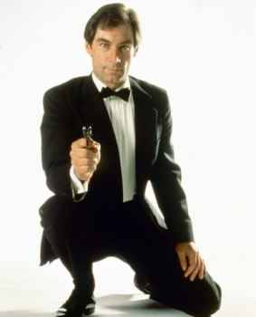 "Timothy Dalton - Timothy Dalton in his ""James Bond suit"""