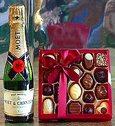 chocolates and champagne - chocolates and champagne