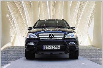 Mercedes_ML500_SUV - Mercedes_ML500_SUV, is the most fastest SUV in the world.