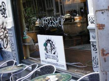 coffeeshop in Amsterdam - Coffeeshop in Amsterdam, famous attractions in the city