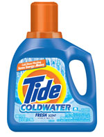Cold Water Tide - I love this laundry soap!