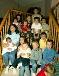 Group of kids - Kids need parents