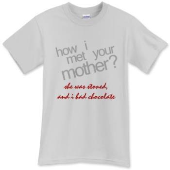 How I Met Your Mother - tshirt