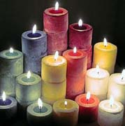 Candles - I love candles!