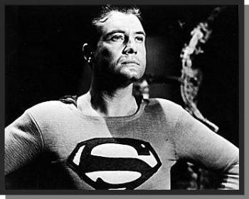 Superman - George Reeves, Original Superman