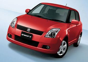 suzuki swift - my car, suzuki swift :)