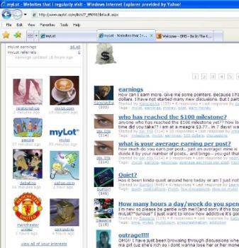 Addictive myLot™ - myLot is like Outlook, or personal diary! lol