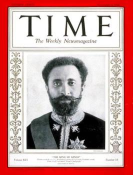 Haile Selassie I foresore all this terrorism and s - Terrorism will only end upon the consumiation of the many factors that have torn this world apart.