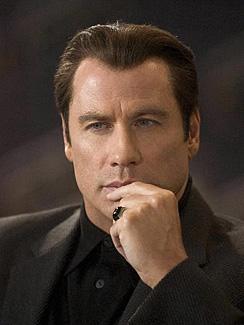 travolta - A very attractive man...