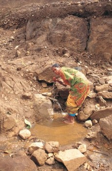 Sukinda open mines - Sukinda is one of 10 top polluted cities of the world.
