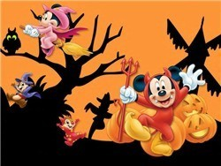 Happy Halloween:) - Disney's Halloween!!