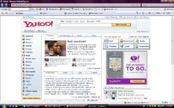 yahoo homepage - My yahoo homepage