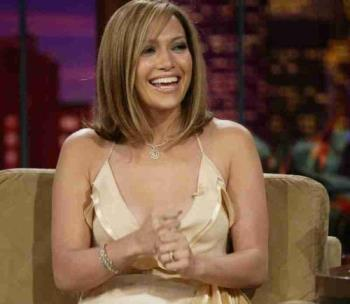 Jennifer Lopez - Jennifer Lopez or JLo facing her distraught life in a very calm and good manner.
