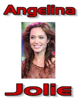 Angelina Jolie - Photo of Angie
