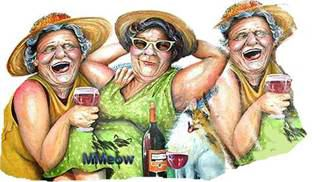 More Happy Old Broads - Who says we can't have fun?