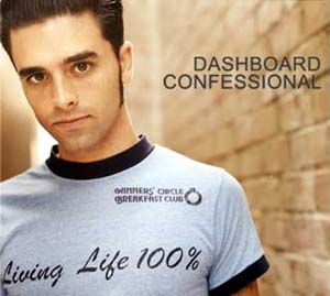 dashboard confessional - One of my favorite bands ever. Their songs are so good. I like the lyrics, the melody and everything.