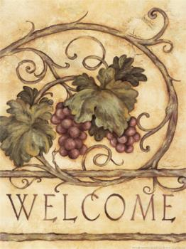 welcome - welcome card just for you