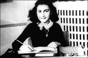 Anne Frank - Anne Frank writer of the secret diary