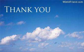 Thank You... - Thank You...