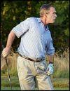 Bush can play golf longer...lol... - pres bush plays golf
