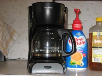 My Coffee pot - Mr Coffee my fave brand maker