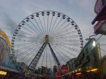 fair - big fair in nureneberg