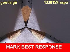 mark br - [Do you give away the best responses to lure more friends or use it for the deserving ones only?] - 