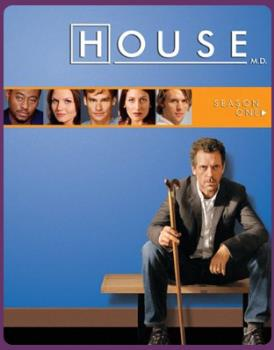 House MD - house M.D. Season 1 DVD
