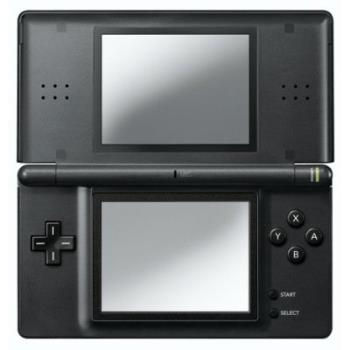nintendo ds lite black - nintendo ds lite black. My fav console