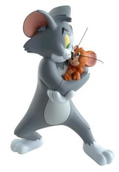 enemy or friends - tom and jerry coolest cartoon pair