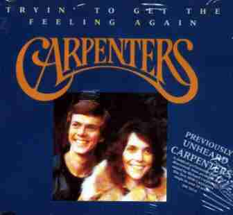 Carpenters - They are cool.