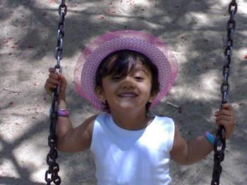 My niece - my little niece