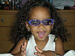 My little Rock Star - here is my sweet Olivia