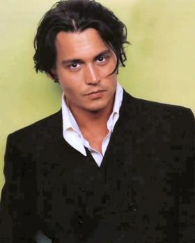 Johnny Depp - My choice for lead male in Breakfast at Tiffany's