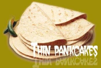 Tortillas - I want them thin, but can't do it :)