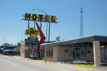 Motor Hotel - A true Motor Hotel or Motel, your car is welcomed as a guest