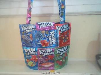 One of my purse's - Have it your way. LOL