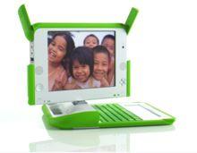 olpc xo - One Laptop Per Children organization $100 computer XO