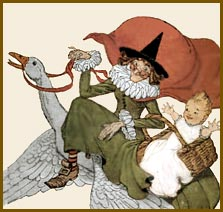 Mother Goose - Mother Goose book