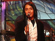 the new JOURNEY vocalist! - our very own arnel pineda