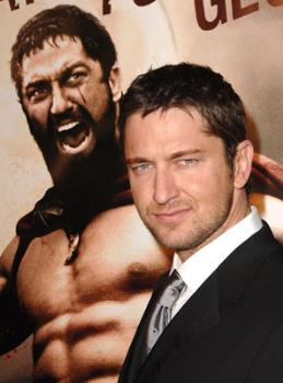 Gerard Butler - Tell me hi isn't sexy! lol I'll post Jensens pick if I get a reply =P