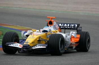 Renault R28 - Innovation can pay-out big time in the hands of an expert like Alonso