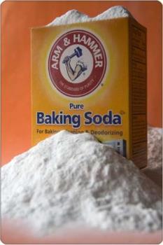 Baking Soda - Box of baking soda