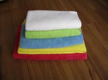 I take a bath everyday i scrub myself why does the towel How often to wash bath towels