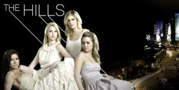 the hills - The Hills is an MTV reality television series and a spin-off of the popular MTV show Laguna Beach. It documents the life of Lauren Conrad and several of her friends, after leaving her home in Laguna Beach, California.