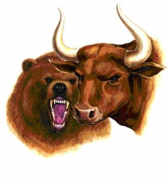 Bull and Bear - It is an interesting game.